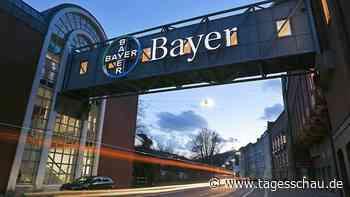 USA: Glyphosat-Vergleich von Bayer wieder auf der Kippe