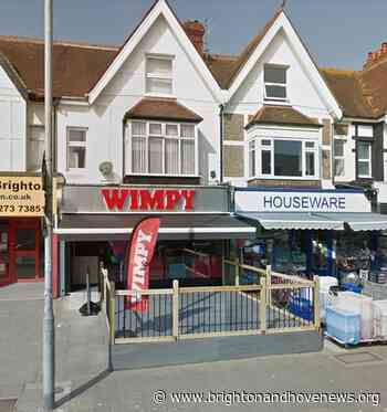 Chaotic management of Wimpy where manager tried to rape woman revealed - Brighton and Hove News
