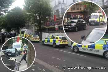 Brighton: Police raid Buckingham Road flat - The Argus
