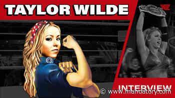 Taylor Wilde On Returning To Wrestling, Reconnecting With 'Wilde On'