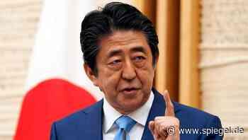 Japan: Shinzo Abe - ein politischer Verlierer der Coronakrise - DER SPIEGEL - Politik - DER SPIEGEL