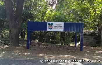 Colocan nuevos contenedores en Chapulhuacanito , Tamazunchale - Noticias de San Luis Potosí - Quadratín San Luis