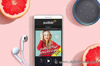How to start your free one-month Audible subscription today