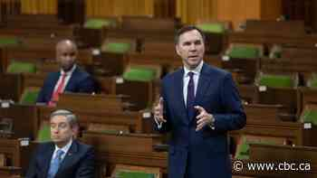 Highlights of Bill Morneau's 2020 fiscal 'snapshot'
