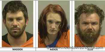 High-speed chase lands 3 in jail - Mount Olive Tribune