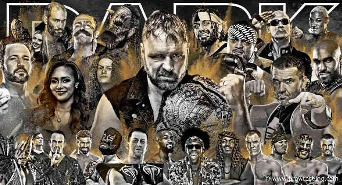 AEW DARK Results (7/7): Shawn Spears vs Brian Pillman Jr., Orange Cassidy, Lucha Bros & More In Action
