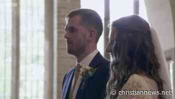 Christian Newlyweds Tell BBC: Marriage is a 'Picture of Jesus and Christians'