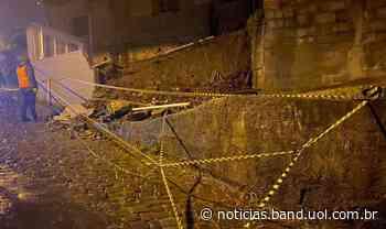Deslizamento de terra deixa um morto em Caxias do Sul - Portal da Band