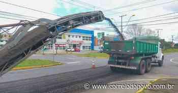 Dnit autoriza município de Caxias do Sul a realizar manutenção emergencial na BR 116 - Jornal Correio do Povo