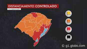 Após recurso, Caxias do Sul, Taquara, Erechim e Passo Fundo se mantêm na bandeira laranja - G1