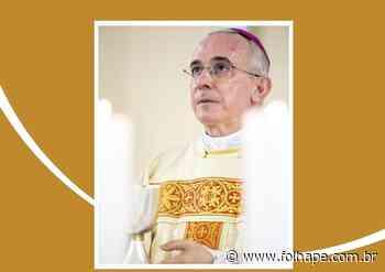 Bispo de Palmares testa positivo para a Covid-19 - Folha de Pernambuco
