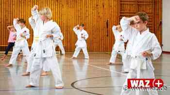 Corona-Zwangspause beendet: Karate-Do Gladbeck legt los - WAZ News
