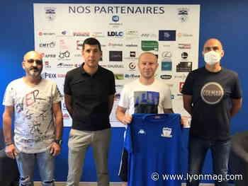 Un ancien joueur de l'OL engagé dans le staff de Limonest - Lyon Mag