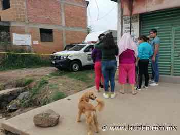Asesinan de un balazo a una mujer en la colonia Cerritos García, en Cuernavaca - Unión de Morelos