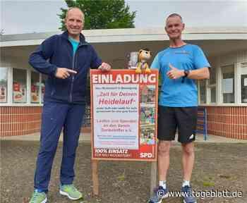 Heidelauf mal anders in Zeiten von Corona - TAGEBLATT - Lokalnachrichten aus Neu Wulmstorf/Süderelbe. - Tageblatt-online