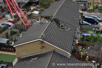 Person dies after crane collapse in Bow