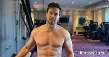 Mark Wahlberg Gives Tour Of His Epic Home Gym And Details His Intense Quarantine Workout - FitnessVolt.com