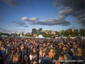 Bluesfest and festival community calls for federal funding