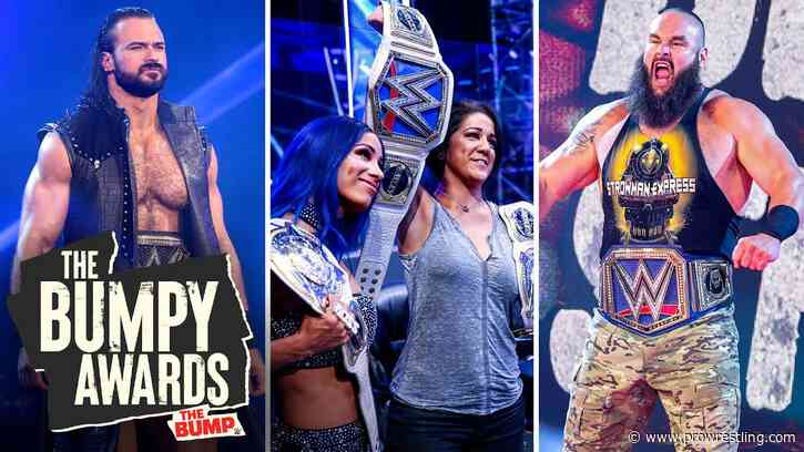 WWE Announces The First Ever Bumpy Awards; And The Nominees Are…