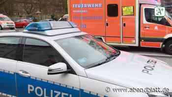 Hamburg: Verletzte bei Unfall auf Amsinckstraße: illegales Rennen?