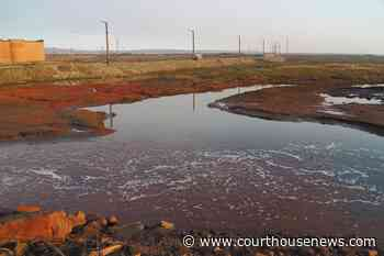 Russian Mining Giant Contests Fine for Massive Arctic Spill - Courthouse News Service