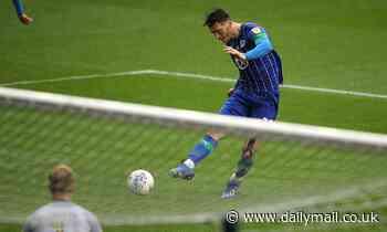 Wigan 1-0 QPR: Kieffer Moore is the hero to secure vital win