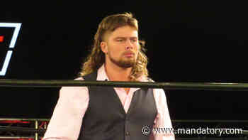 Brian Pillman Jr.: 'This Won't Be My Last Opportunity In An AEW Ring'; Debuts New 'Bulletproof' Tee
