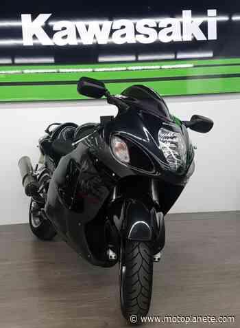 Suzuki HAYABUSA 1300 2000 à 4190€ sur NIMES - Occasion - Motoplanete