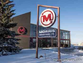 Morris Industries could be sold to Regina agricultural manufacturer - Saskatoon StarPhoenix