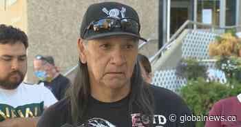 Family of Rocky Lonechild, subject of violent arrest, still seeking justice - Globalnews.ca