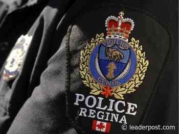 Man who fled from Regina police found hiding in children's bedroom - Regina Leader-Post