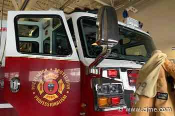 Regina condo building evacuated after balcony fire - News Talk 980 CJME