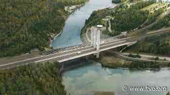 The 200-year-old decision behind the Nipigon bridge failure - TVO