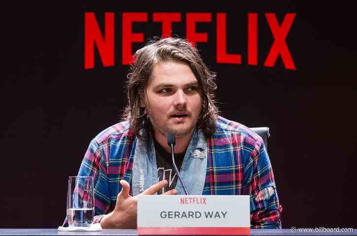 My Chemical Romance's Gerard Way Drops 'Here Comes the End' for Netflix's 'The Umbrella Academy'