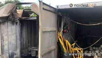 Portogruaro. Incendio al campo sportivo: denunciato un marocchino - Nordest24.it