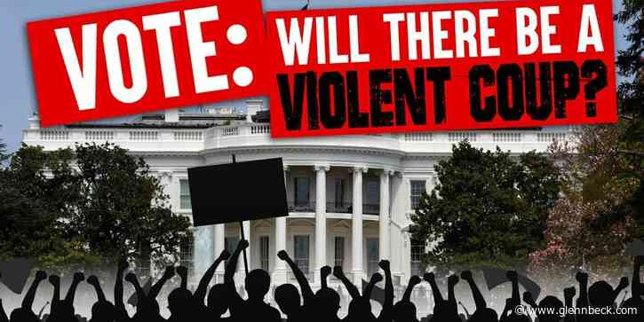 'SHOCK' Rasmussen poll?! Half of America predicts a VIOLENT COUP is coming soon