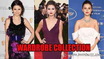 Top 5 Latest Selena Gomez's Wardrobe Collection! - IWMBuzz