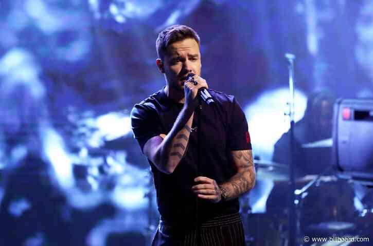 Liam Payne Announces 'The LP Show' Livestream Concert Series on Veeps