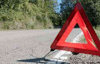In the Chelyabinsk oblast, the minor driver hit 9-year-old schoolgirl - The Times Hub