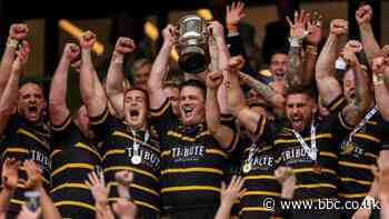 County Championship: Rugby Football Union cancels competition until 2022