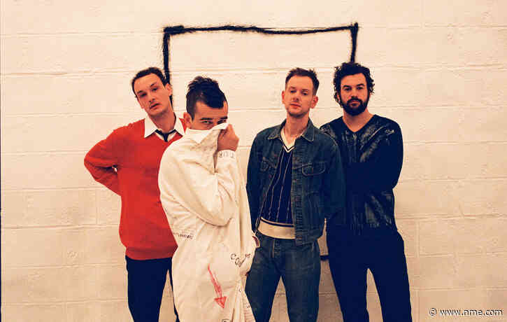 Watch The 1975's new video for 'Yeah I Know' featuring a robot drawing consciousness