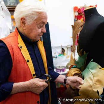 Capucci, il mio Prometeo per il Festival di Spoleto - FashionNetwork.com IT
