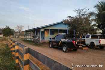 Policia Federal realiza operação em Pimenta Bueno e outros 06 Municípios - Roagora