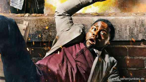 Die Hart: Trailer zur Quibi-Comedy mit Kevin Hart - serienjunkies.de