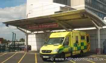 Hillingdon Hospital close to A&E patients after virus outbreak