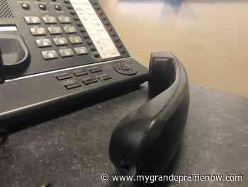 Valleyview RCMP warns of increased phone scam activity