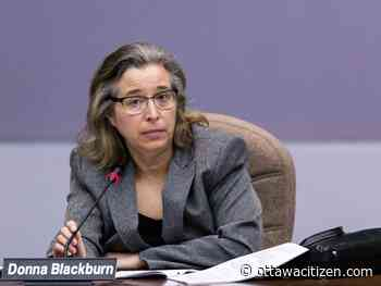 Education minister calls on OCDSB trustee Blackburn to resign over 'racist' comments