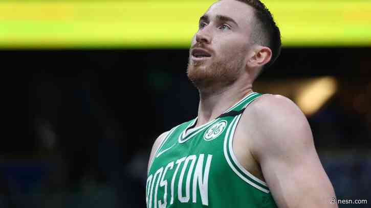 Here's What Ex-NBA Player Would Ask Gordon Hayward About Leaving Bubble