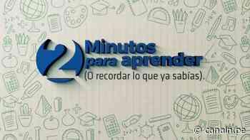 Dos minutos para aprender: La cultura Paracas - Canal N