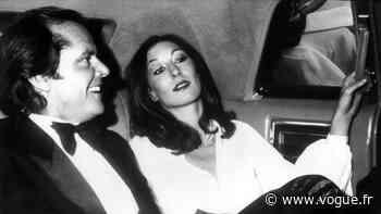 Le couple Anjelica Huston/Jack Nicholson en 10 clichés vintage - VOGUE Paris